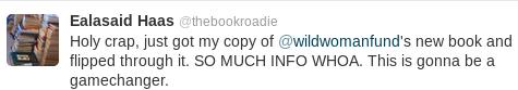 wild socialmediabook compliment5 Buy the Wild Womans Guide to Social Media