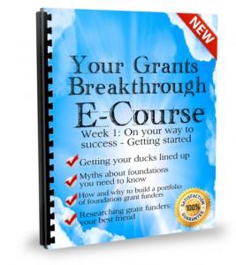 Grants e-course
