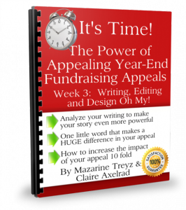 end of year appeal